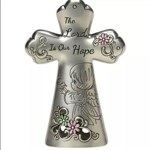 Precious Moments Tabletop Cross - Hope